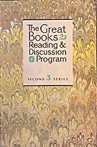 The Great Books Reading and Discussion…