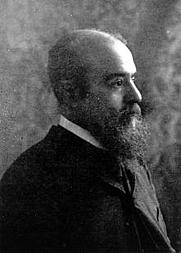 Author photo. Vilfredo Pareto