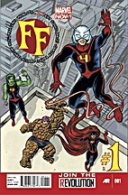 FF Vol. 2 #1 by Matt Fraction