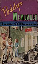 Paddys memoarer by Lasse O'Månsson