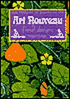Art Nouveau Floral Designs by Eugène…