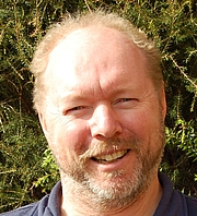 Author photo. Robert Massom