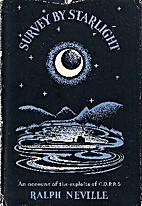 Survey by starlight : a true story of…