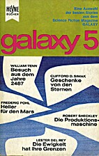 Galaxy 5 by Walter Ernsting