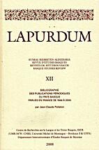 Lapurdum XII by poitelonjeanclaude
