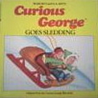 Curious George Goes Sledding by Margret Rey