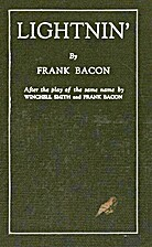 Lightnin' by Frank Bacon