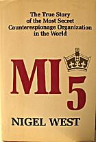 MI5: British Security Service Operations…