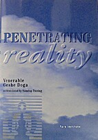 Penetrating reality by Geshe Doga