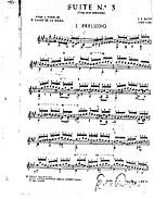 Cello Suite No. 3 (ed. Sainz de la Maza) by…
