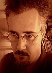 Author photo. Vince Locke