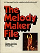 The melody maker file by Ray Coleman