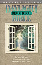 Daylight Devotional Bible: New International…