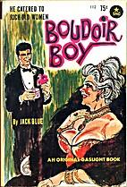 Boudoir Boy by Jack Blue