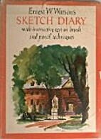 Ernest W. Watson's Sketch Diary: With…