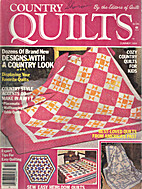 Country Quilts Volume 2, Number 1, Summer…