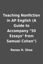 Teaching Nonfiction in AP English (A Guide…