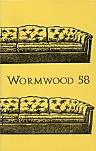 The Wormwood Review No. 58 by Marvin Malone