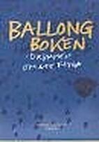 Ballongboken -Drömmen om att flyga by Erik…