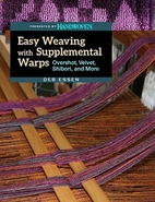 Easy Weaving with Supplemental Warps:…