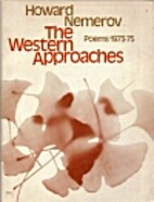 Western Approaches: Poems 1973-75 by Howard…