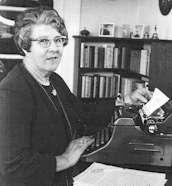 Author photo. Ethel Snelson Summers Flett