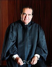 Author photo. Wikimedia Commons (Official U.S. Supreme Court Portait)