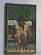 World of Squash 1978 - 79 by Mike Palmer