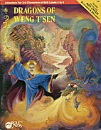 Dragons of Weng T'sen by Delbert Carr Jr.