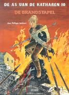 De As van de Katharen, 10: De brandstapel by…