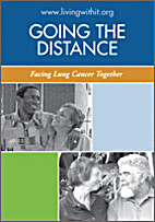 Going the Distance: Facing Lung Cancer…
