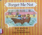 Forget-me-not by Paul Rogers