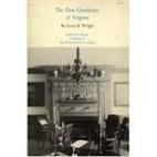 The first gentlemen of Virginia;…