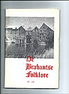 DE BRABANTSE FOLKLORE NUMMER 158