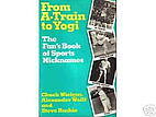 From A-Train to Yogi: The fan's book of…