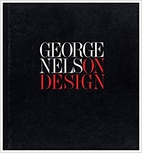 George Nelson On Design by George Nelson