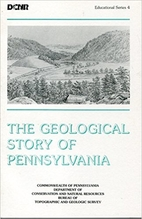 The geological story of Pennsylvania…