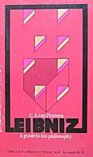 Leibniz by C. A. van Peursen