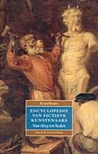 Encyclopedie van fictieve kunstenaars van…