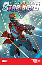 Legendary Star-Lord #5 by Sam Humphries