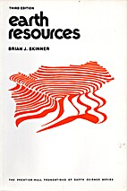 Earth resources by Brian J. Skinner