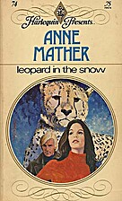 Leopard in the Snow by Anne Mather