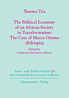 The Political Economy of an African Society…