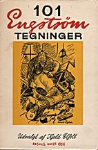 101 Engström tegninger by Albert Engström