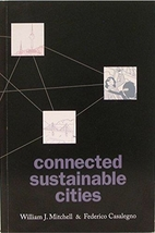 Connected Sustainable Cities by William J.…