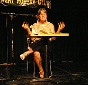 Author photo. Alicia Suskin Ostriker (1937-     )