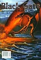 Black Gate Adventures in Fantasy Literature…