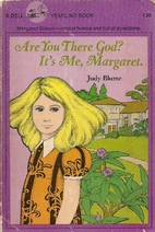 Are You There God? It's Me, Margaret.…