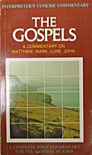 Interpreter's Concise Commentary Gospel (v.…