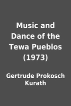 Music and Dance of the Tewa Pueblos (1973)…